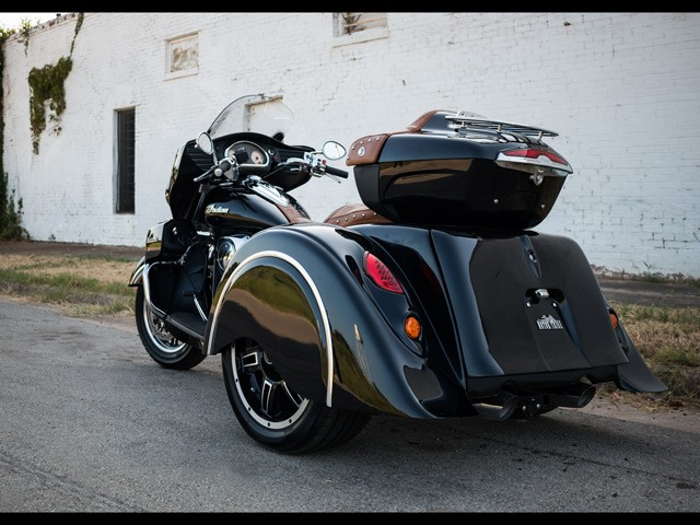 Motor Trike Shows Tomahawk Trike Kit for Indian Chief ...