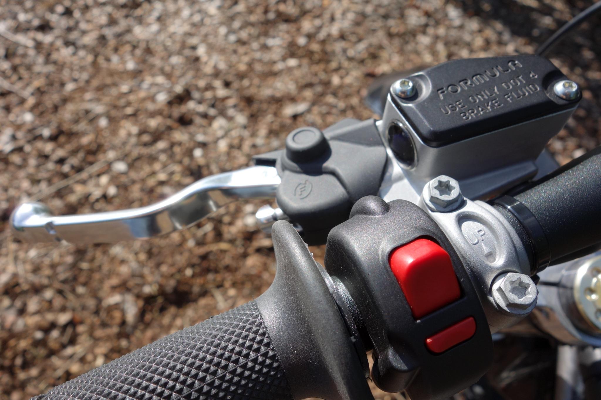 Mountain Moto Fx5 The World S Lightest Enduro Bike