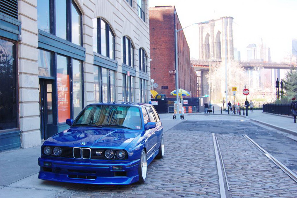 Mouth Watering Bmw E30 M3 Touring Up For Sale On Ebay