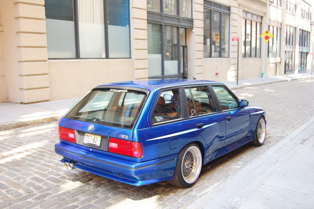 Mouth-Watering BMW E30 M3 Touring Up for Sale on eBay