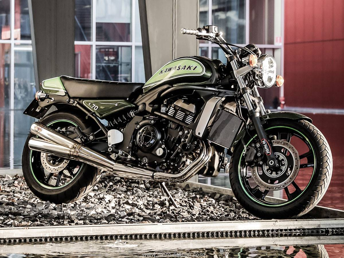 Id Gladly Take One Of These Vulcan S Retro Jobs