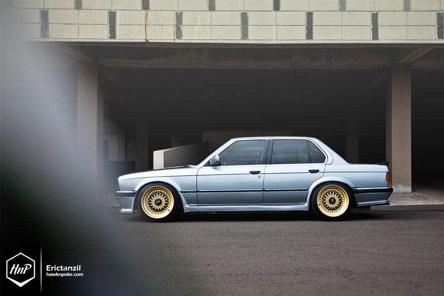 Mr Rare Rims' BMW E30 3 Series - autoevolution