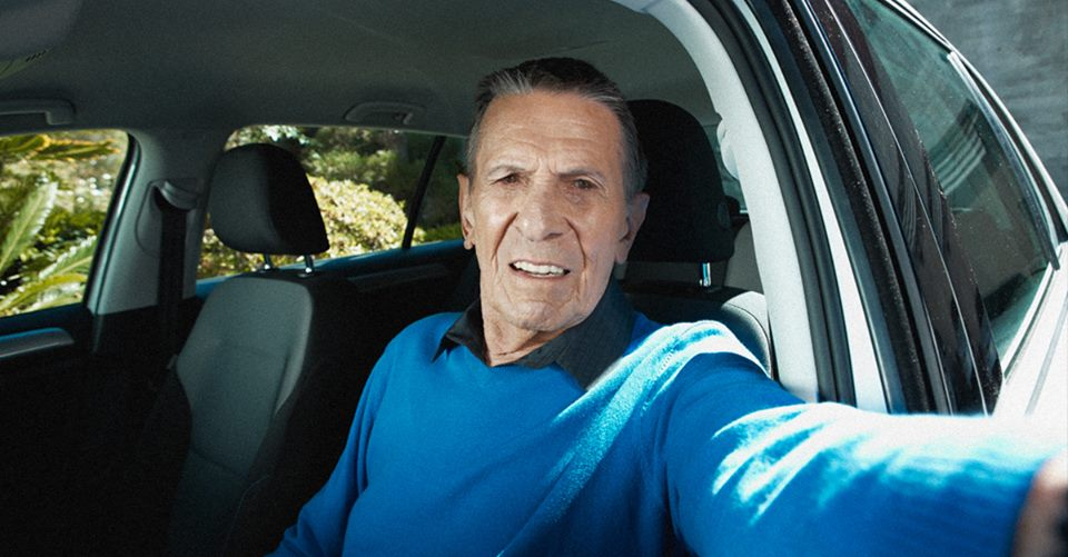 Mr. Spock and Captain Kirk Will Promote the Volkswagen e-Golf - autoevolution