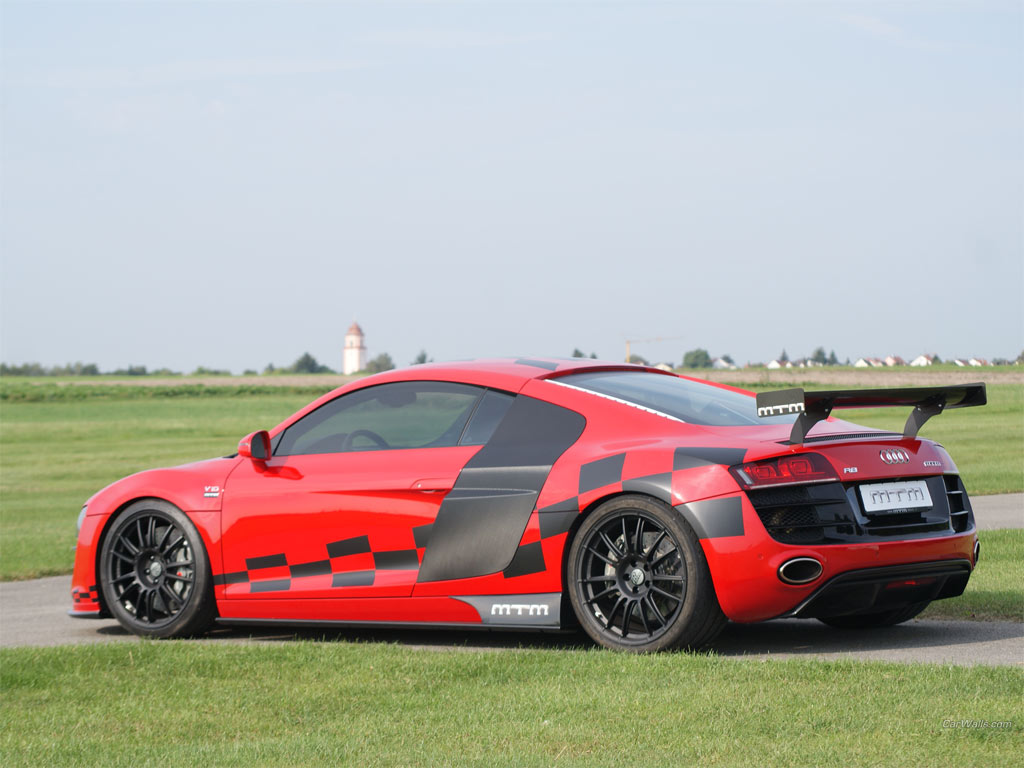 MTM Audi R8 V10 Coupe ...