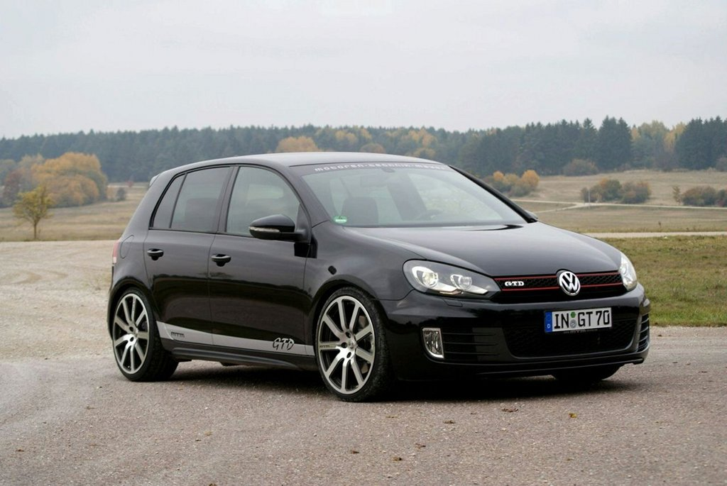 mtm golf vi gti gtd unleashed autoevolution. Black Bedroom Furniture Sets. Home Design Ideas