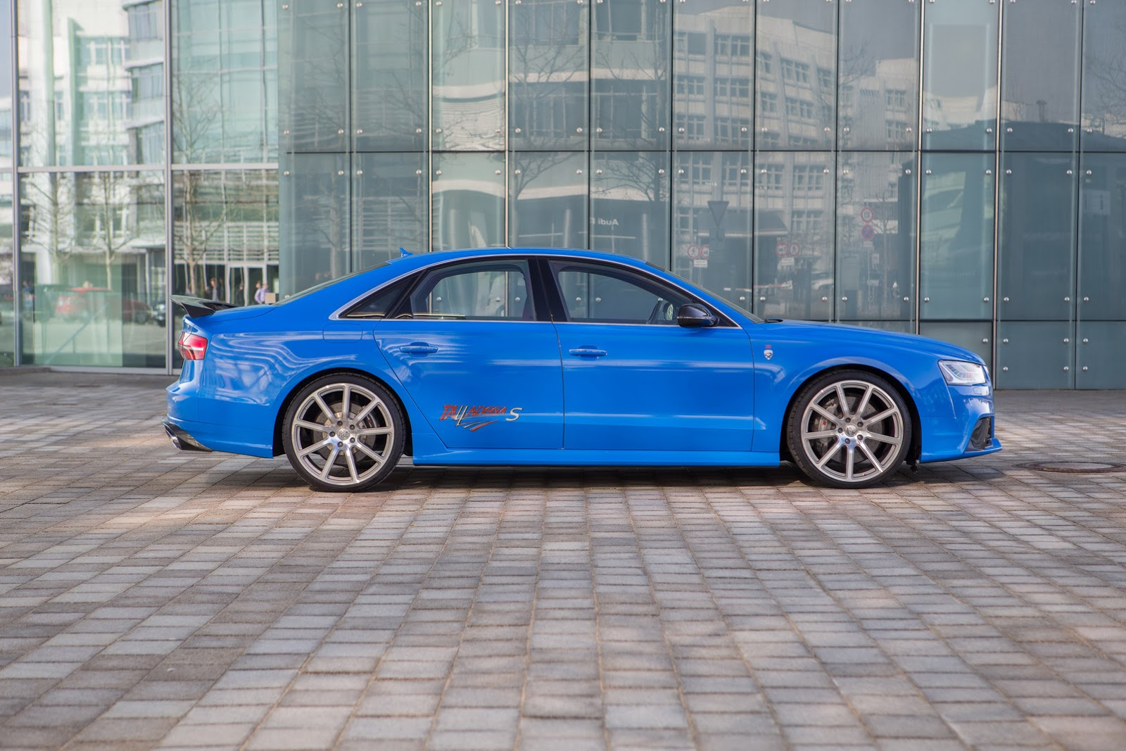 Mtm Reveals New Audi S8 Talladega S Model With 802 Hp On