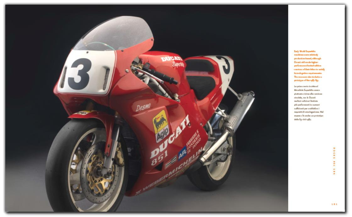 museo ducati booklet review