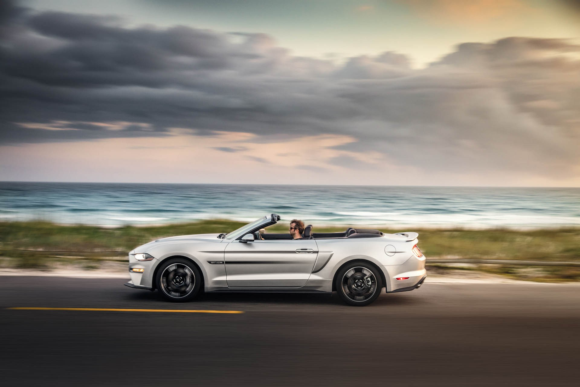 2019 Ford Mustang GT Ushers In California Special Design ...