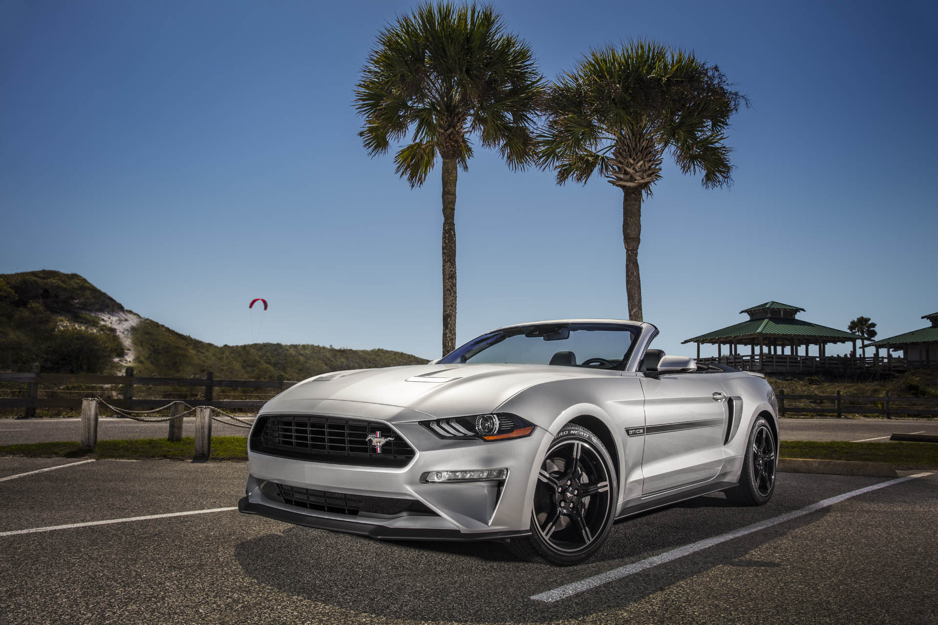 mustang california special ford gt package ushers autoevolution