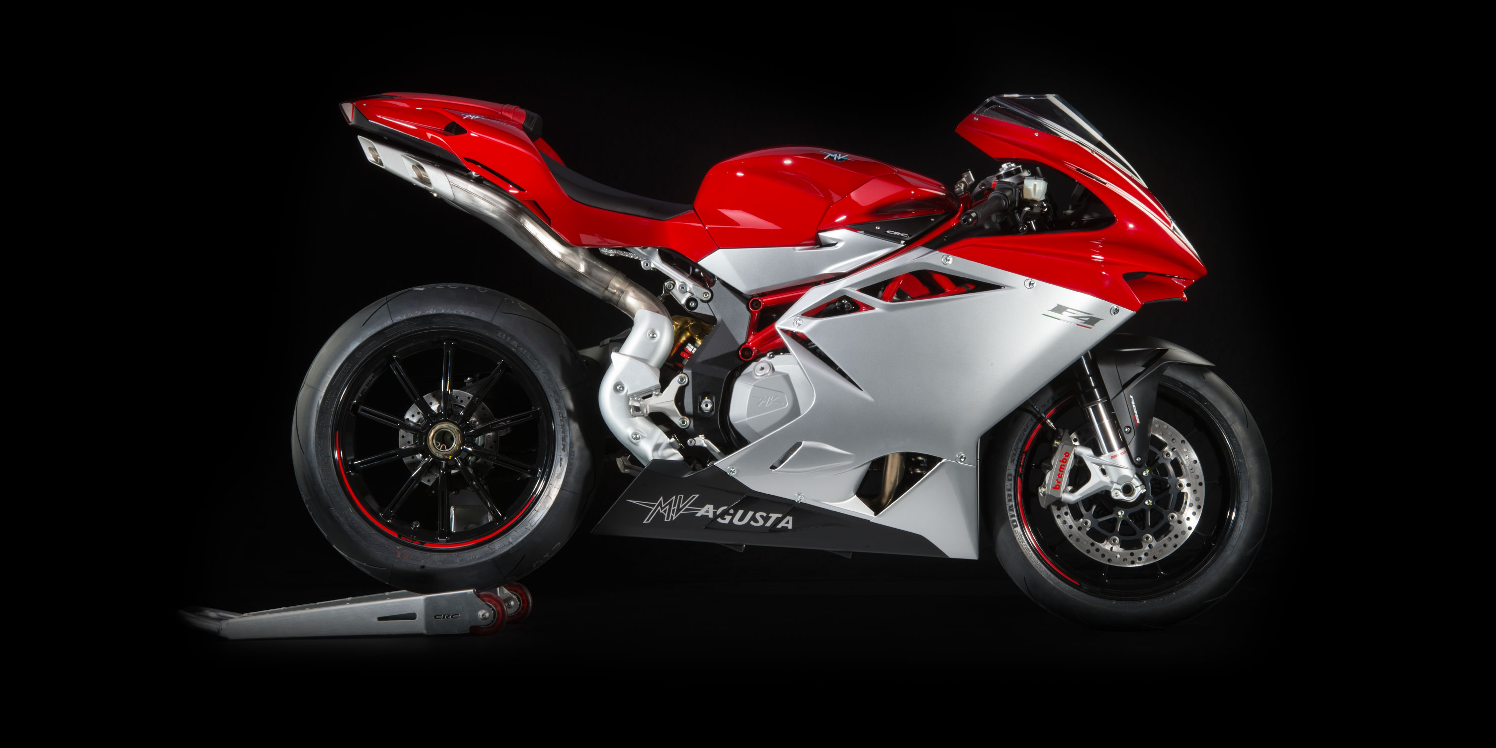 Mv Agusta F4 Rr Amg Revealed By Tecnoart Sersan