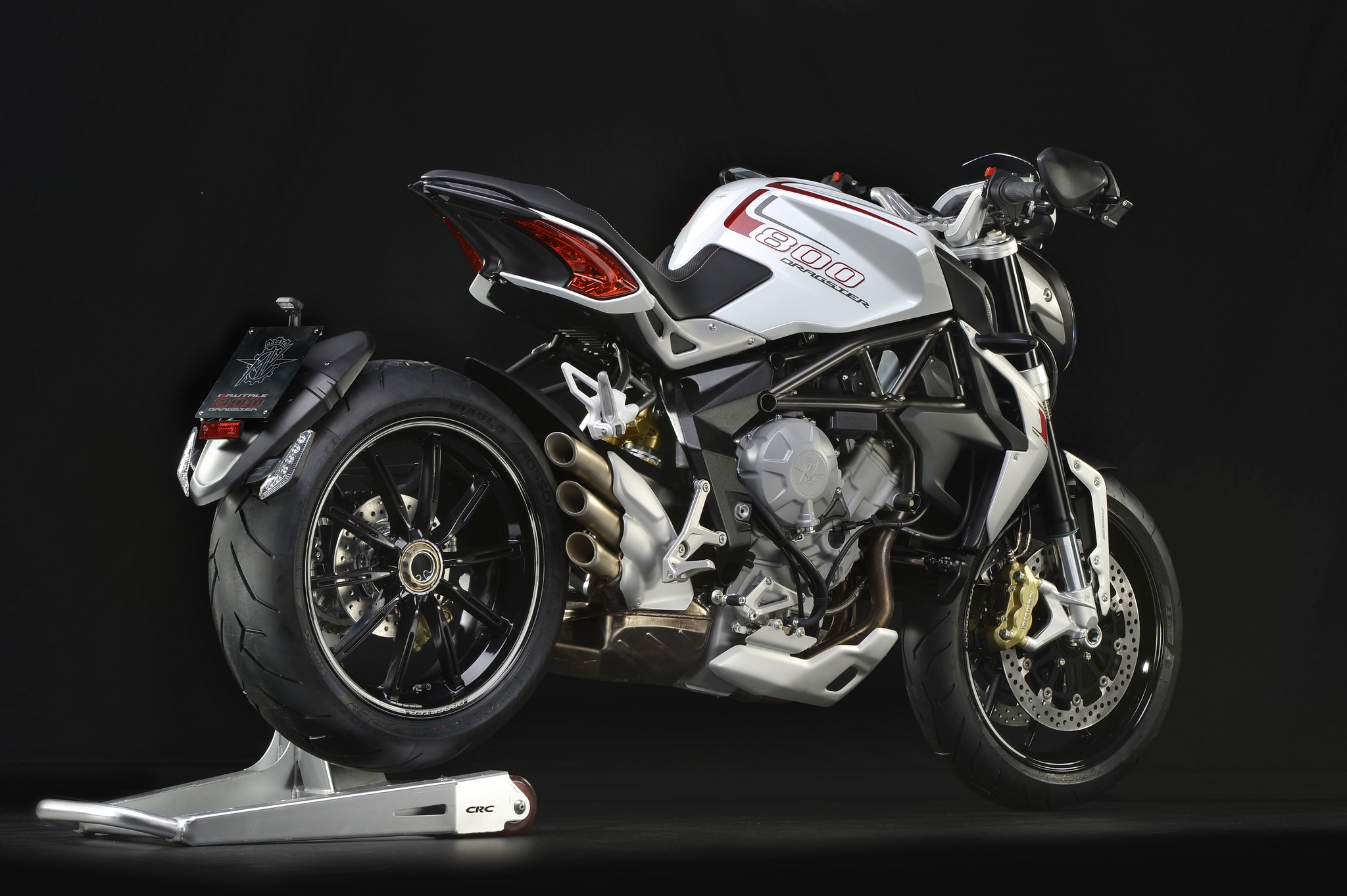 Top Notch Auto >> MV Agusta Brutale 800 Dragster Unveiled - autoevolution