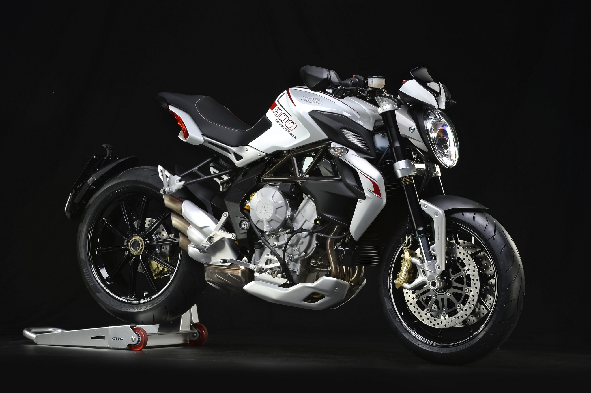 Mv Agusta Brutale 800 Dragster Unveiled Autoevolution Wiring Diagram