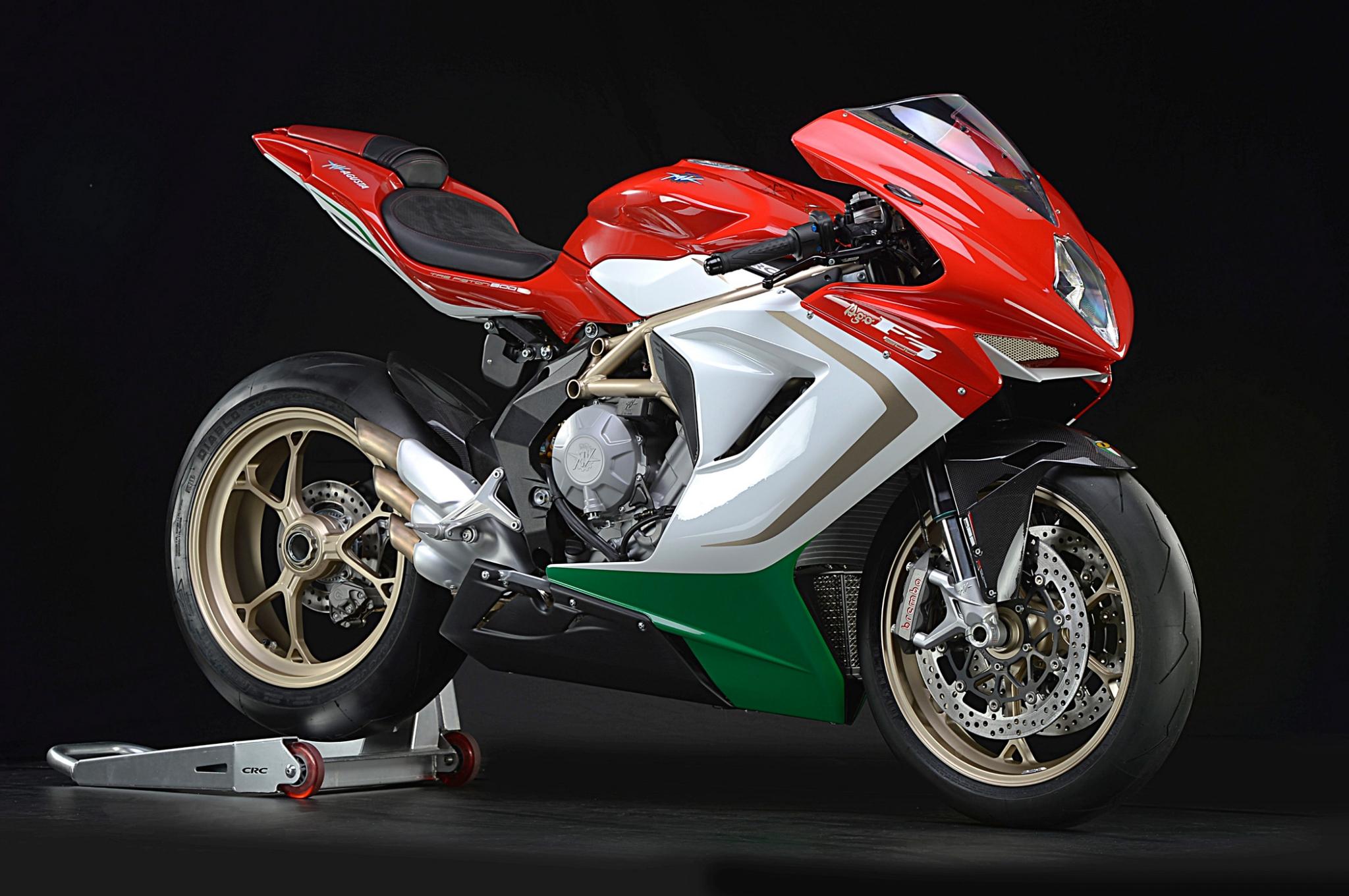 mv agusta f3 800 ago giacomo agostini tribute race bike unveiled autoevolution. Black Bedroom Furniture Sets. Home Design Ideas