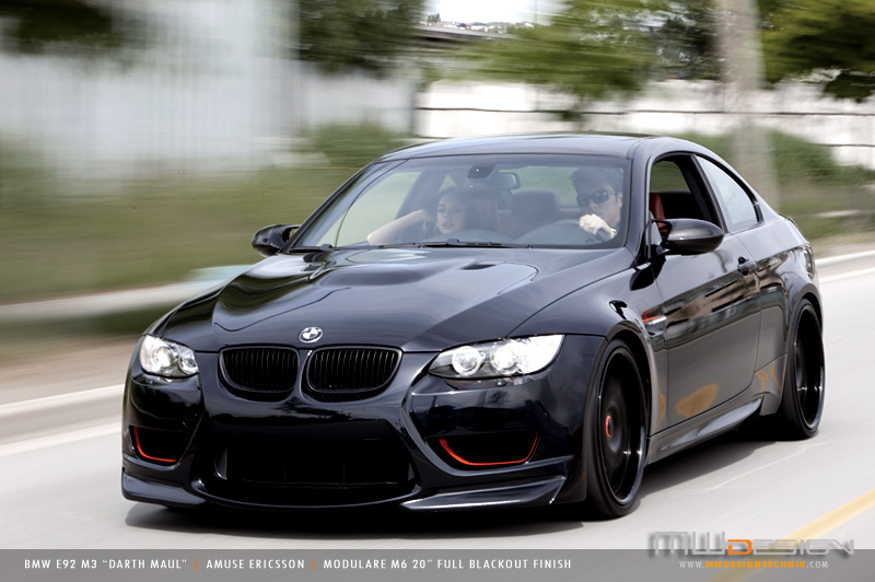 Mw Design Bmw M3 The Canadian Maul Autoevolution