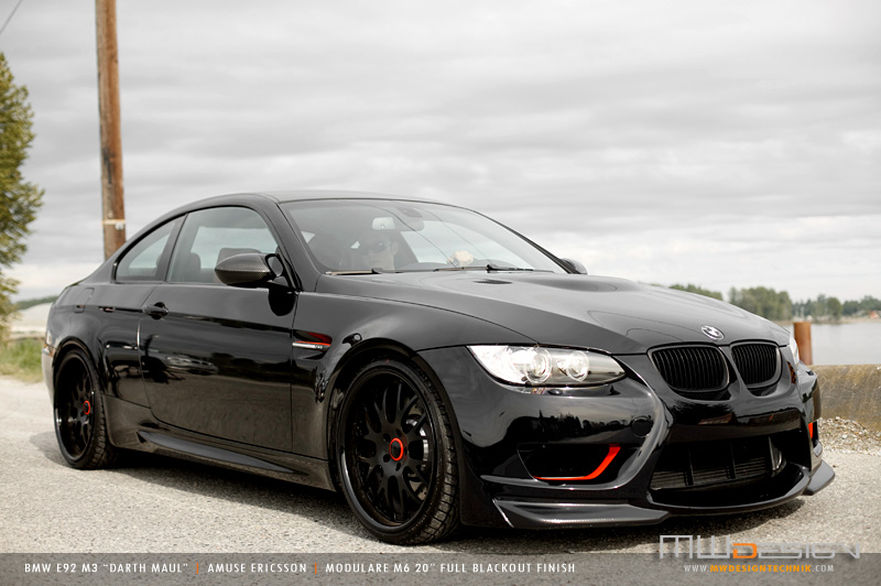 MW Design BMW M3 The Canadian Maul Autoevolution