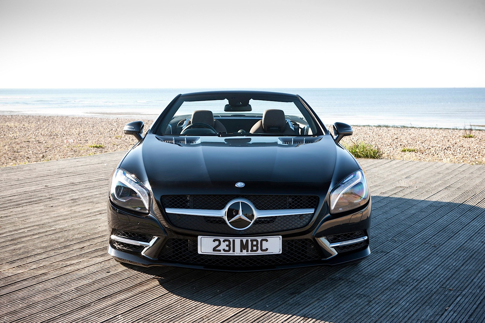 My 2015 mercedes benz sl roadster gets uk pricing for Mercedes benz sl price