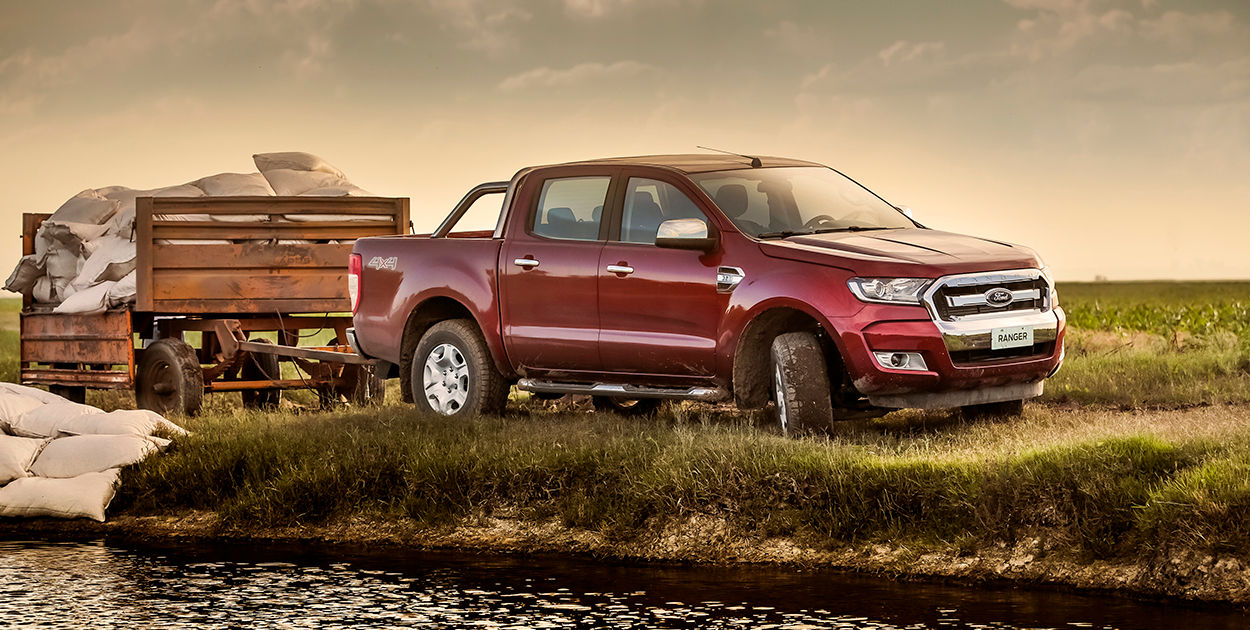 Top Ford Commits to 2018 Launch Date for U.S.-spec Ranger Pickup  ED54