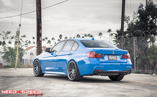 N S Motorsports Presents Project Smurf Bmw F I