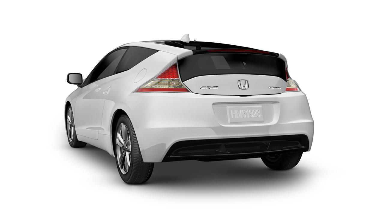 Naias 2011 Honda Cr Z Sport Hybrid Coupe Autoevolution