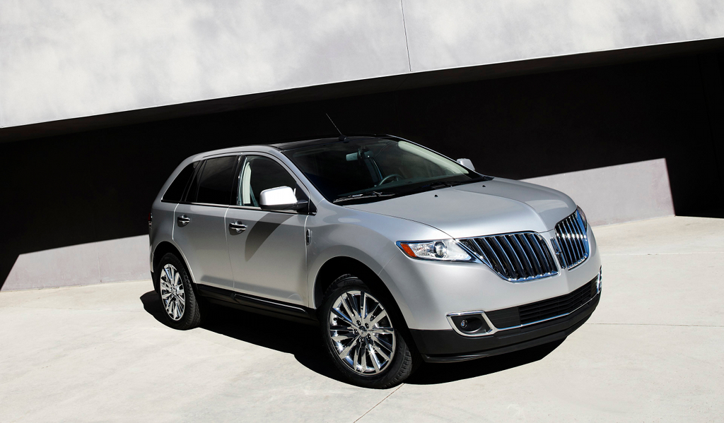 naias 2011 lincoln mkx high er horsepower and high tech autoevolution. Black Bedroom Furniture Sets. Home Design Ideas