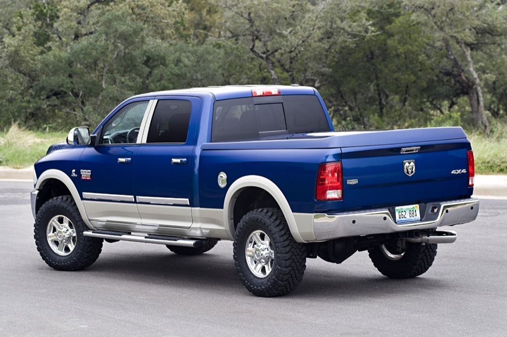 Hybrid Pickup Trucks >> NAIAS Preview: 2010 Ram 2500 and 3500 Heavy Duty - autoevolution
