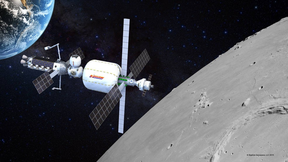 Bigelow Aerospace habitat