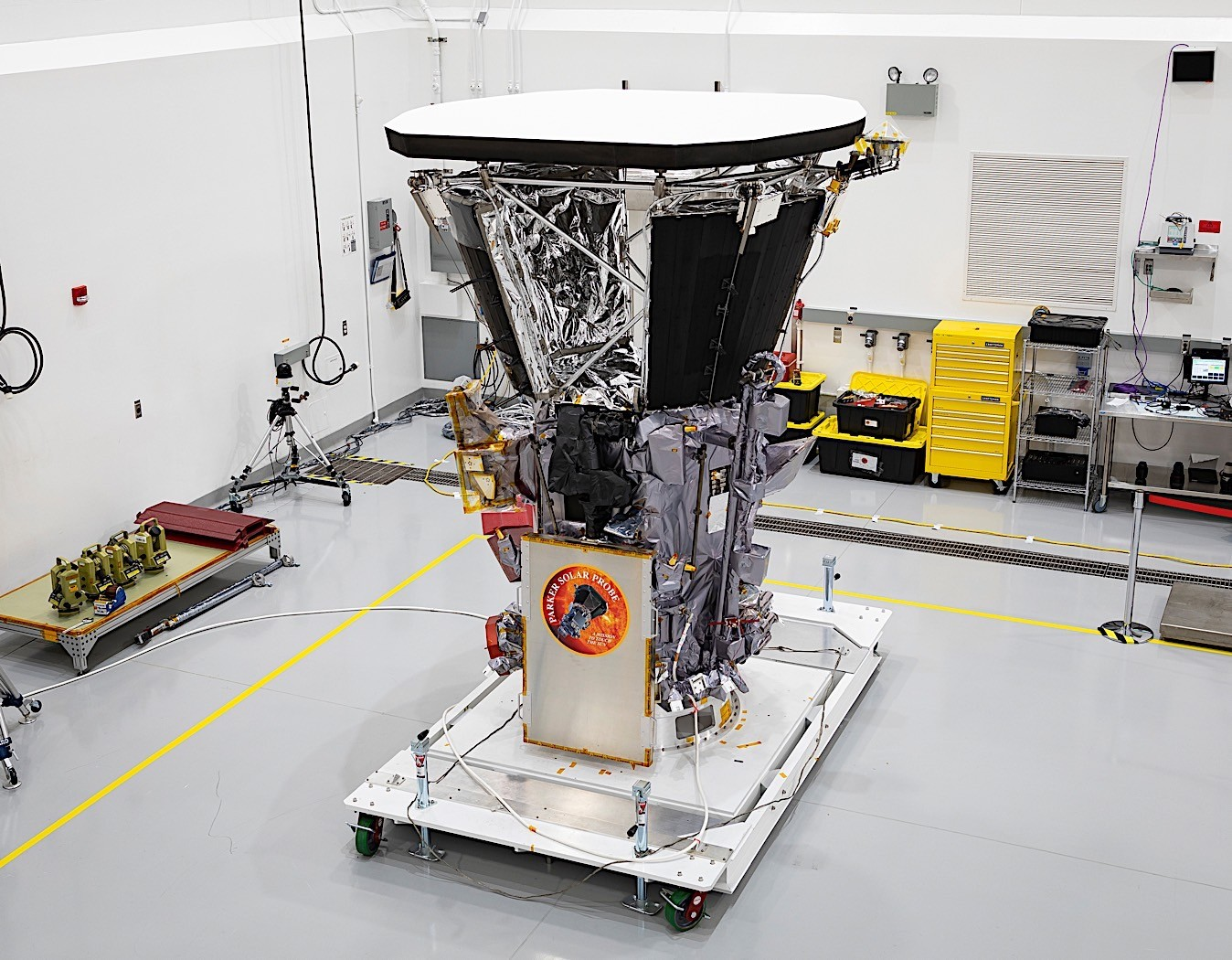 NASA Looking into 22 GB of Parker Solar Probe Data, Found ...