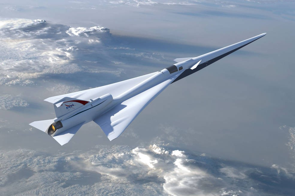 NASA Renames Supersonic Test X-Plane as X-59 QueSST