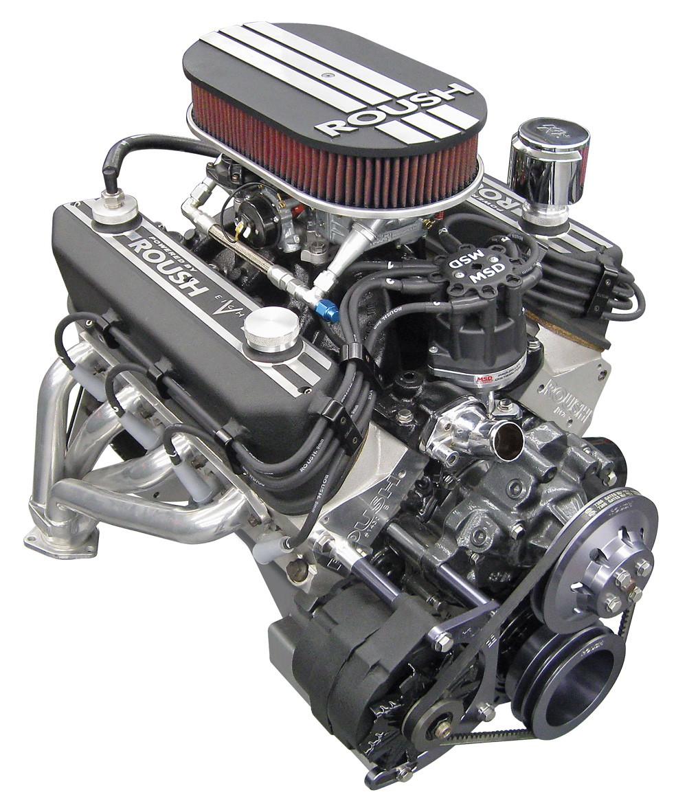 Roush will build an engine for a rocket its not a v8 autoevolution 347 cui roush v8 engine 427 publicscrutiny Gallery