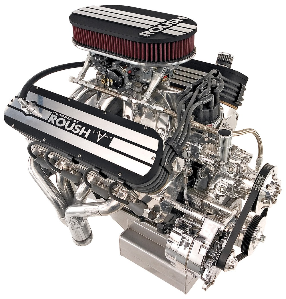 Roush Will Build An Engine For A Rocket, It's Not A V8