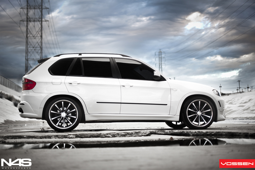 Bmw x5 ac schnitzer kit vossen wheels photo gallery photo gallery