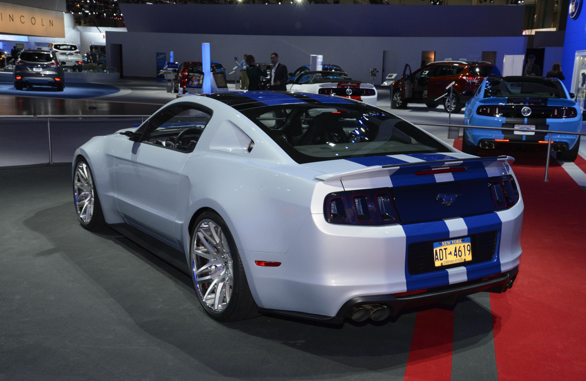 need for speed mustang storms into la live photos. Black Bedroom Furniture Sets. Home Design Ideas