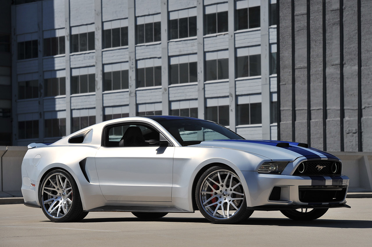 Need For Speed Shelby Gt500 Hero Car Unveiled Autoevolution
