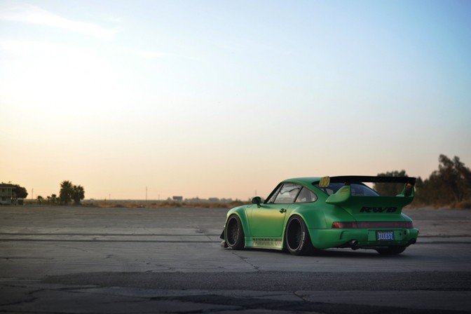 RWB Pandora One 2015 Need For Speed Teaser