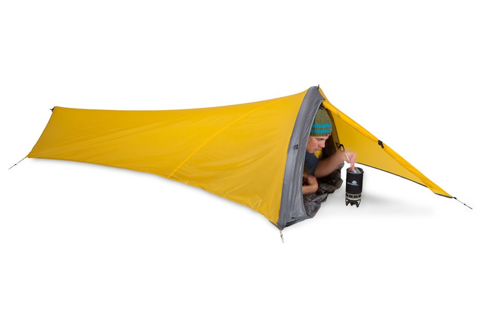 Nemo Gogo Elite Is The Perfect Blow Up Tent For Solo