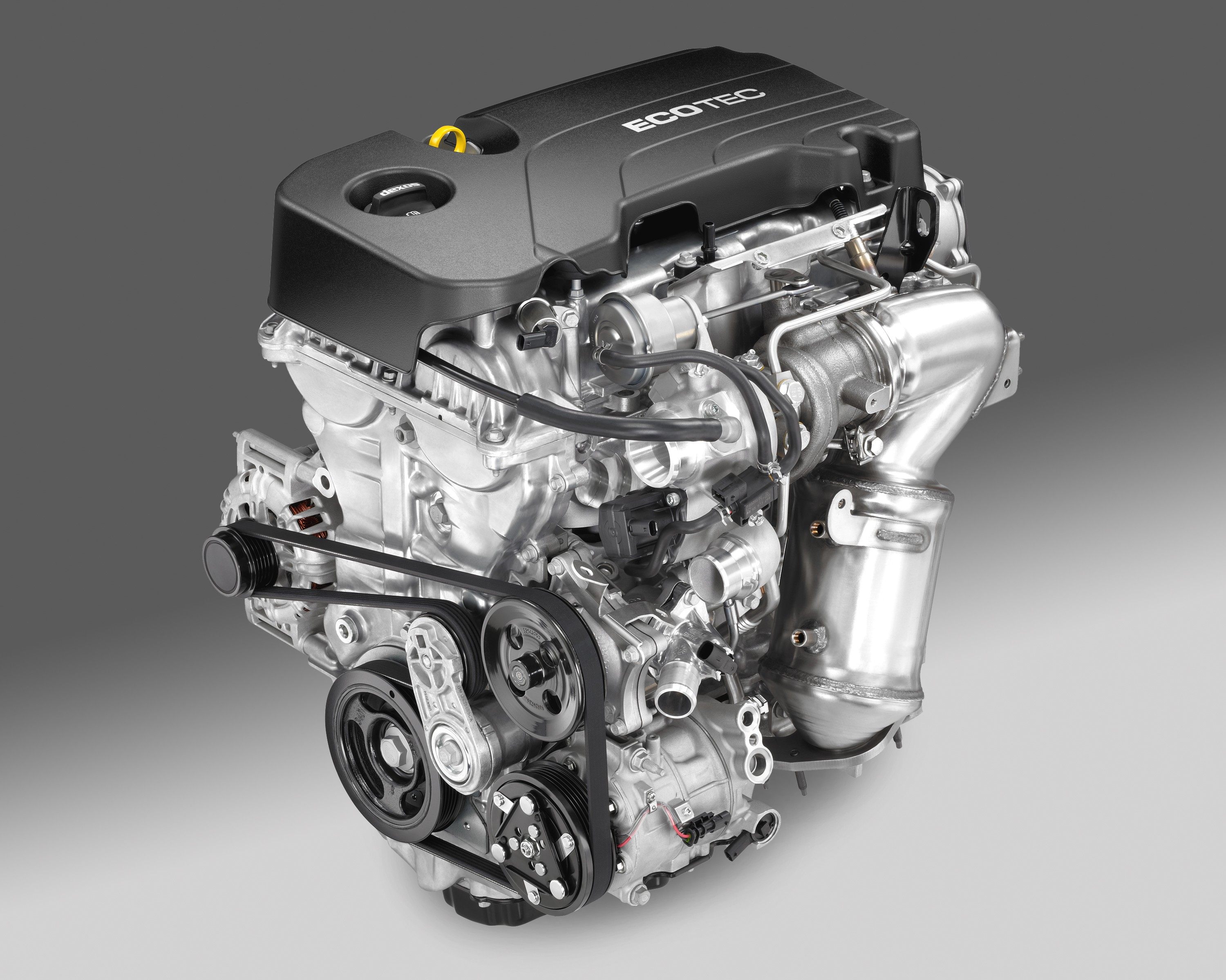 New 1 4 Ecotec Turbo For 2015 Opel Astra Delivers 125 And