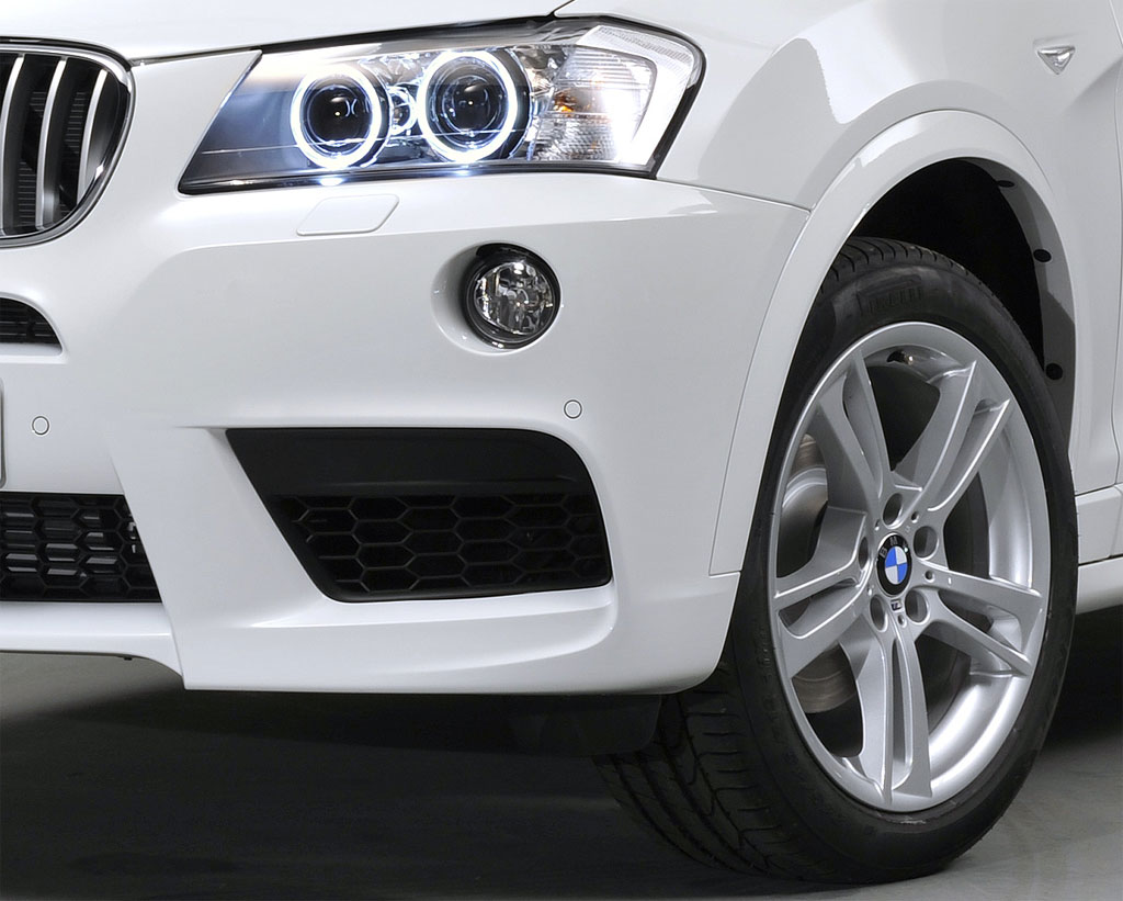 2011 BMW X3 M Sports Package Photo