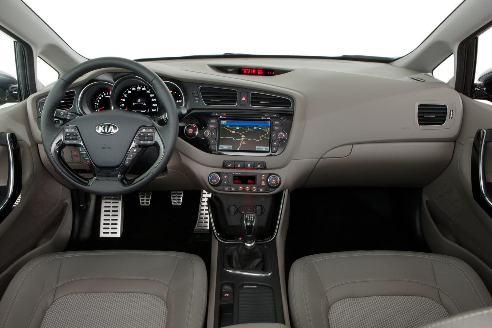 Kia Picanto 2016 >> New 2012 Kia Cee'd Photos Released - autoevolution