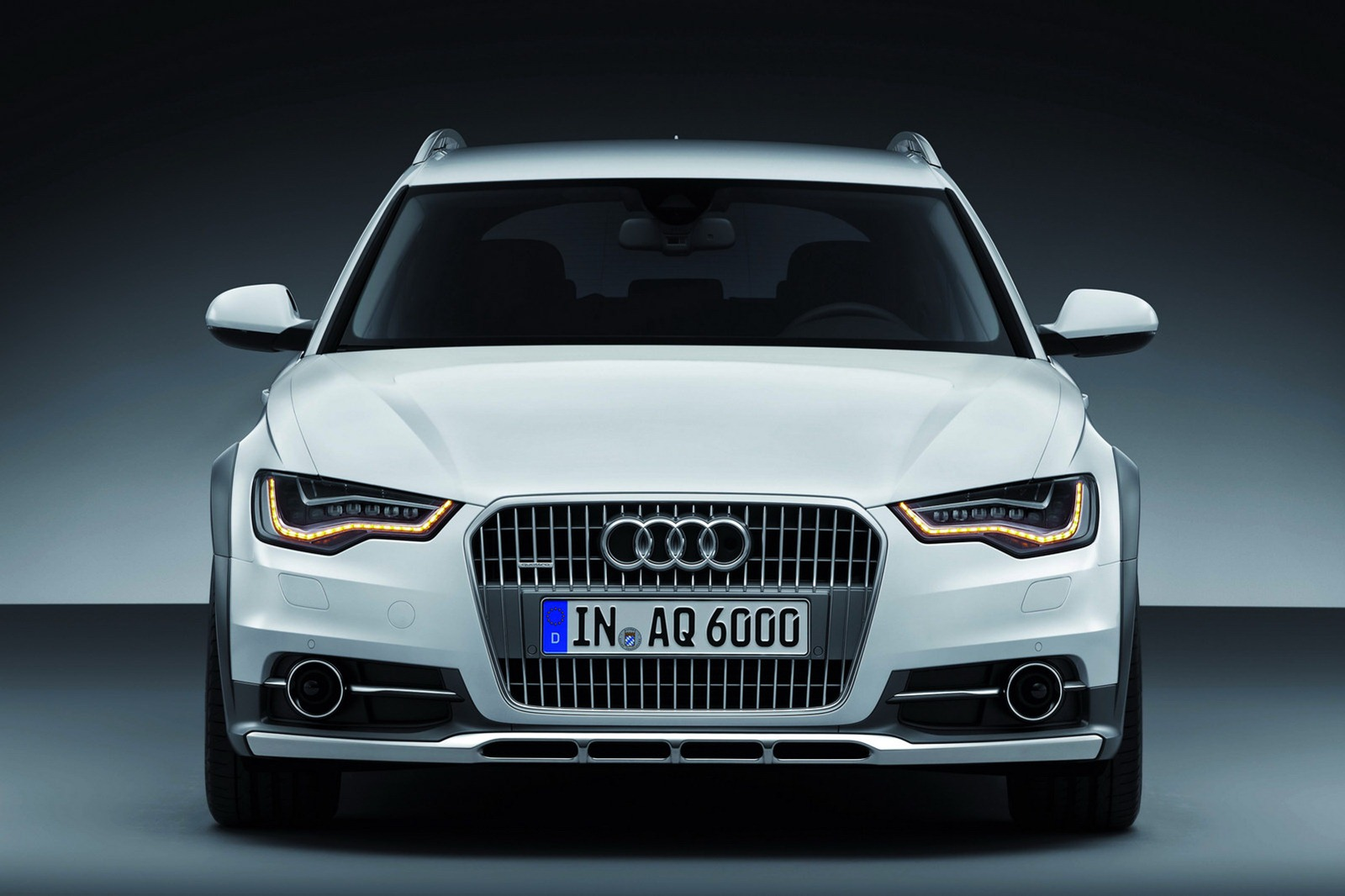 New 2013 Audi A6 Allroad Unveiled - autoevolution