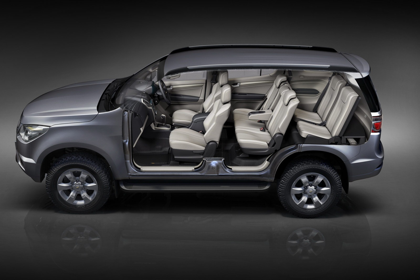 New 2013 Chevrolet Trailblazer Presented, US Launch ...