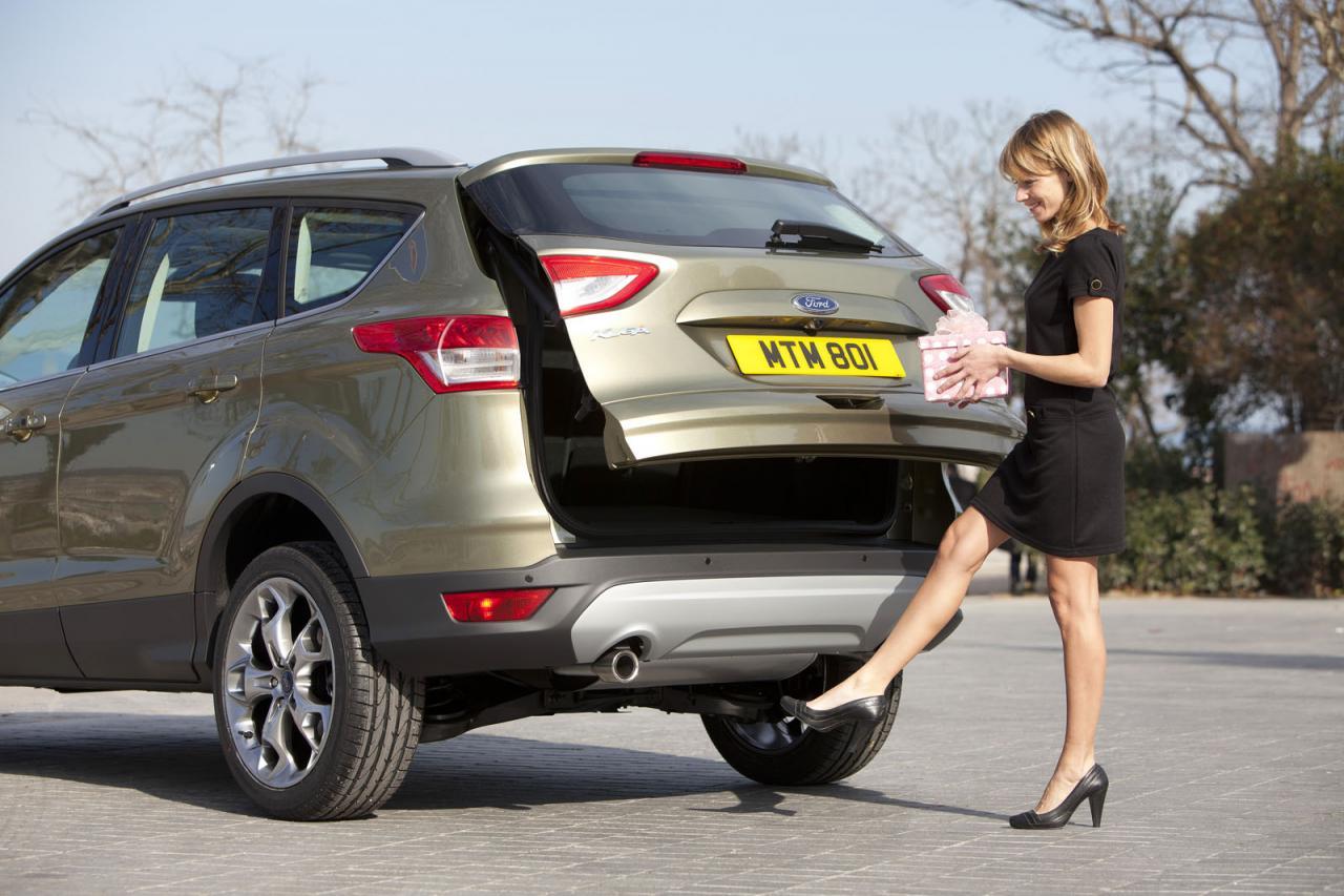 New 2013 Ford Kuga Debuts in Geneva [Video] - autoevolution