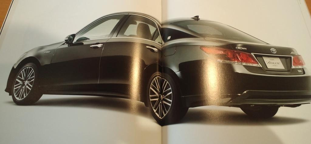 В просочились фотографии 2013 Toyota…