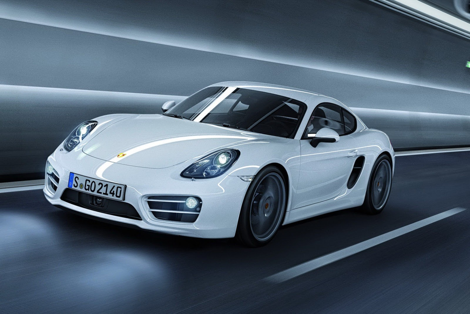New 2014 porsche cayman debuts in la video autoevolution - Porche para autos ...