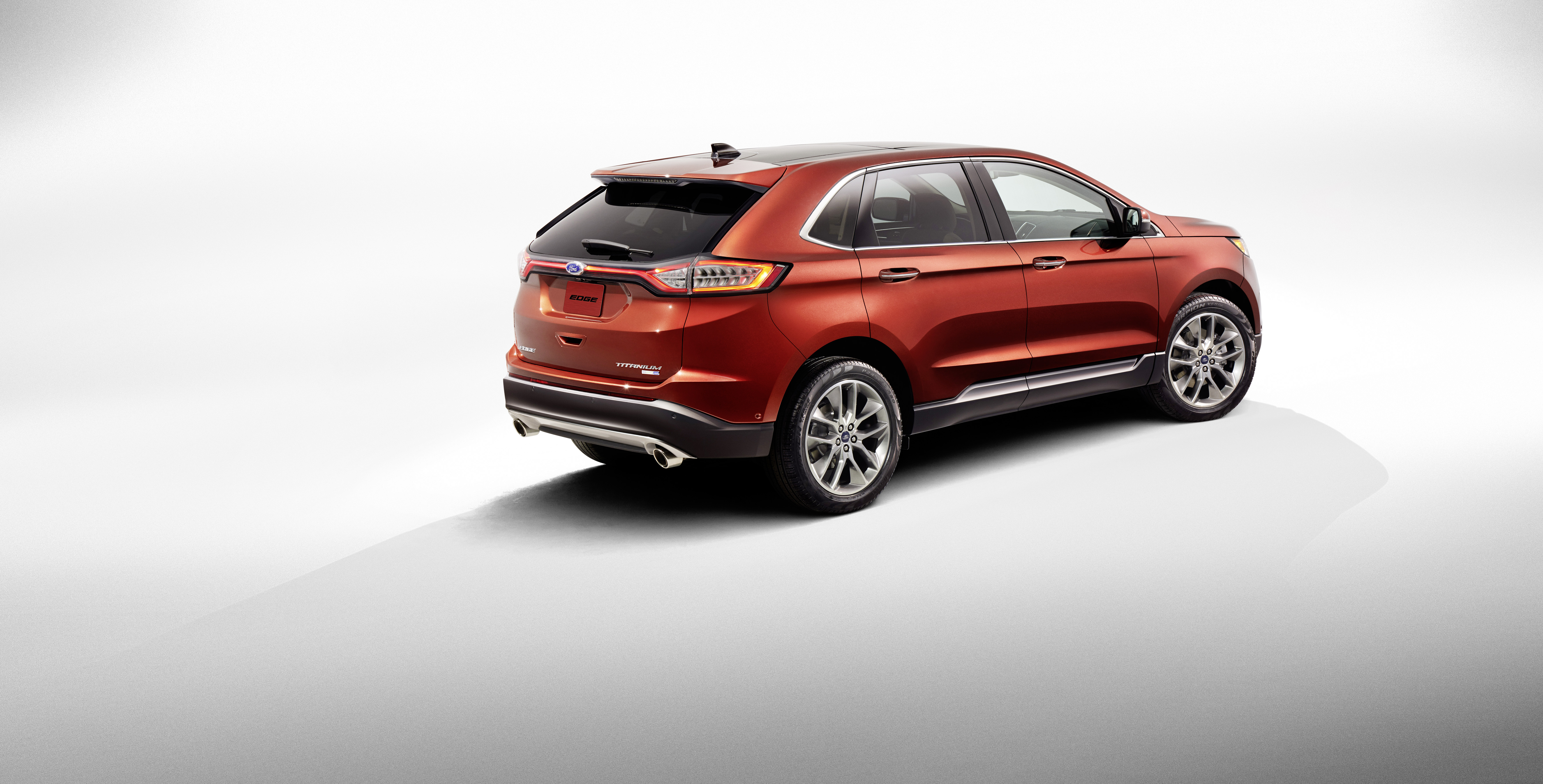 new 2015 ford edge pricing starts at 28 995 autoevolution. Black Bedroom Furniture Sets. Home Design Ideas