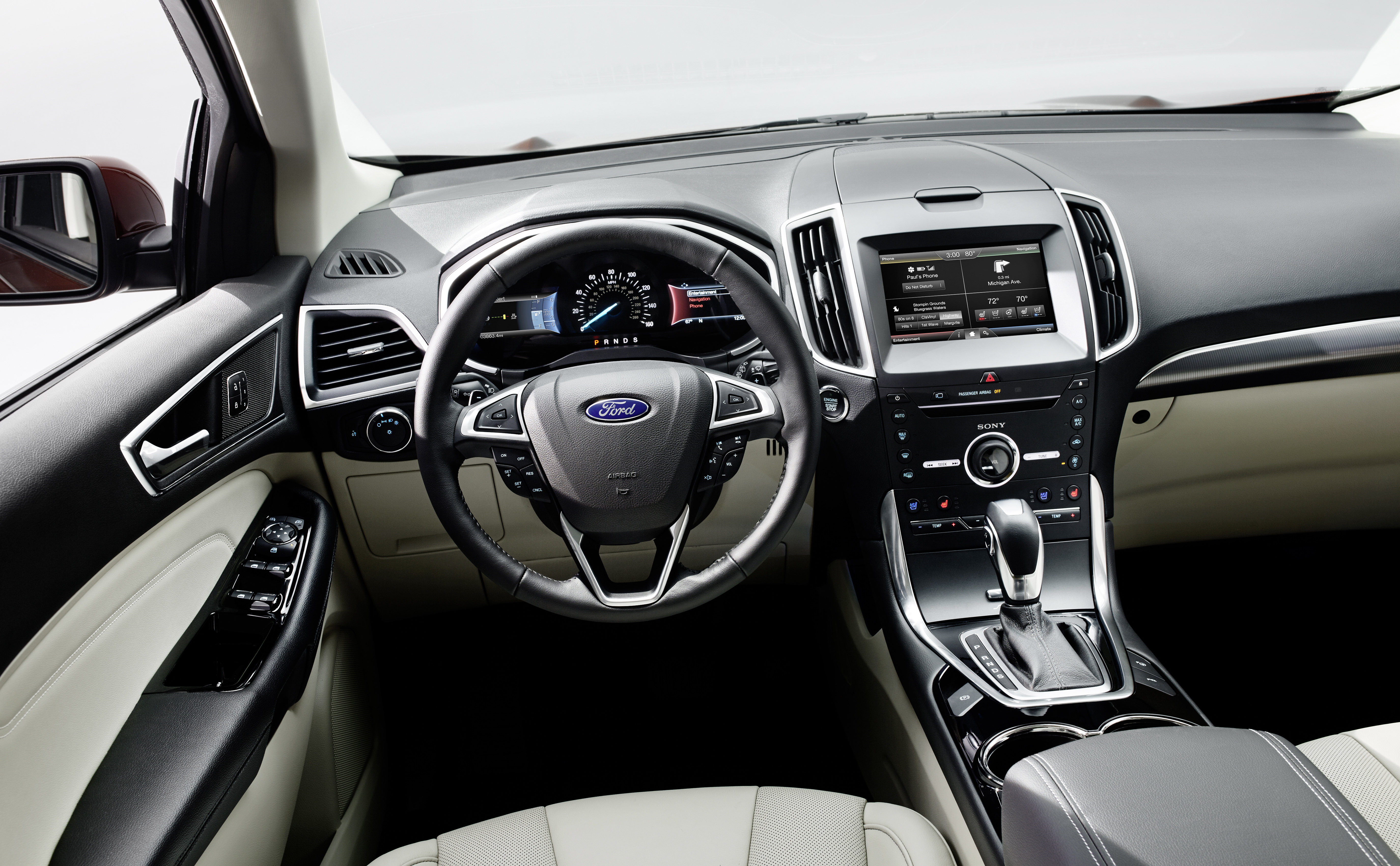 2015 edge is similarly priced as the 2014 model year opt for the sport and you re looking at 29 495 according to a ford spokesperson cited by edmunds