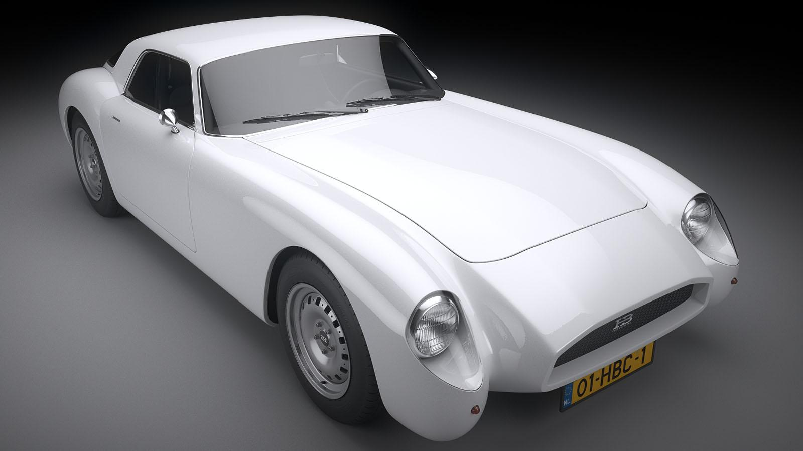 New Mazda MX To Become Custom Retro Sports Car By Huet - New sports cars 2015