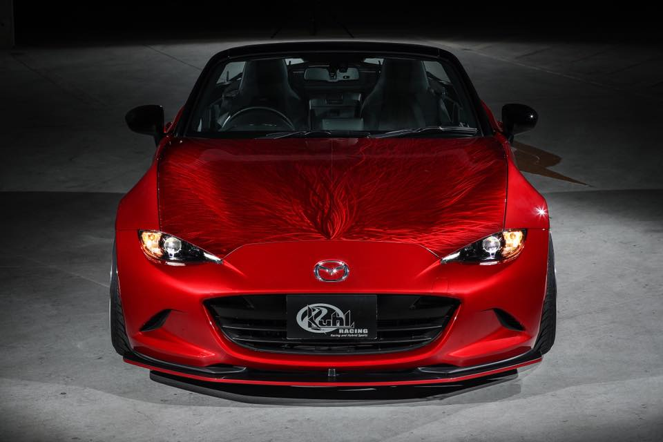 Hybrid Fuel Car >> New 2016 Mazda MX-5 Body Kit by Kuhl Racing Is More Subtle - autoevolution