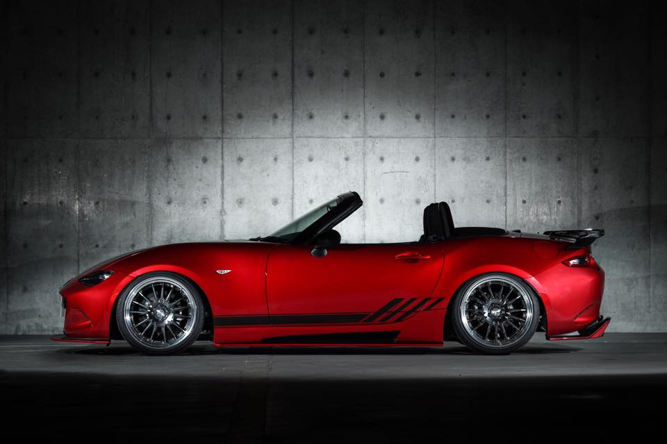 New 2016 Mazda MX-5 Body Kit by Kuhl Racing Is More Subtle ...