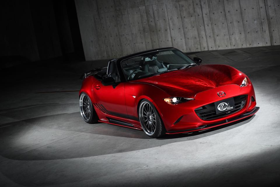 All Terrain Car >> New 2016 Mazda MX-5 Body Kit by Kuhl Racing Is More Subtle - autoevolution