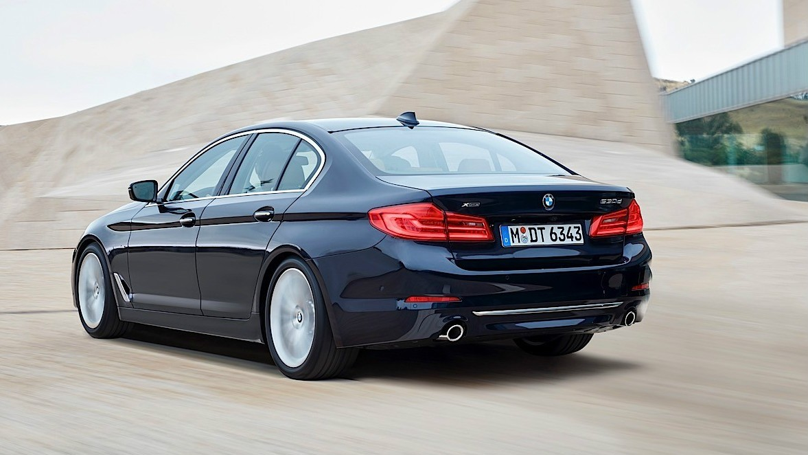 New 2017 Bmw G30 5 Series Looks The Part In Leaked Official Photos